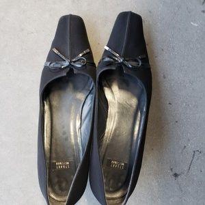 Stewart Weitzman Black Heels
